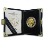 Proof Gold American Buffalo 1 oz (Random Year) with Box & COA