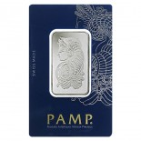 PAMP 1 oz Rhodium Bar
